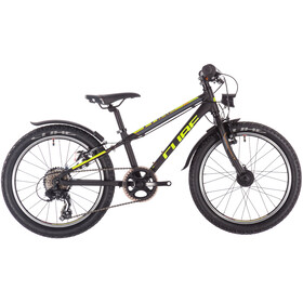 Cube Acid 200 Allroad Kinderen, black/yellow/orange